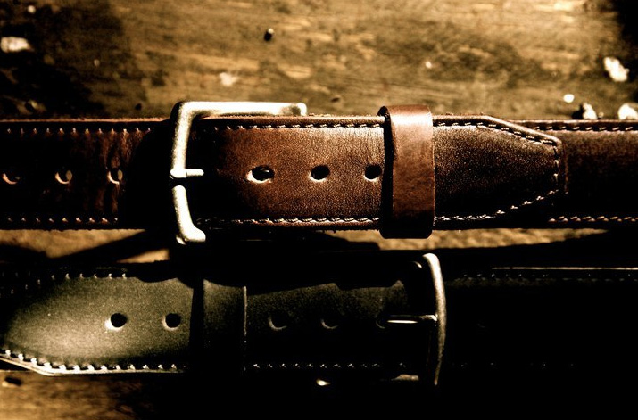 Saddleback Leather Tow Belts