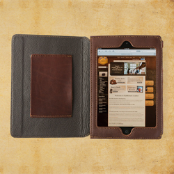 iPad mini Case, Chestnut<br>(25% Discount)