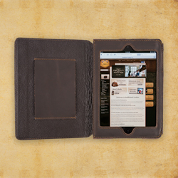 iPad mini Case, Dark Coffee Brown<br>(25% Discount)