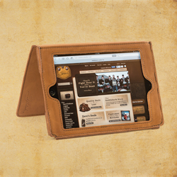 iPad mini Case, Tobacco Brown<br>(25% Discount)