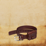 Classic Leather Belt for Women