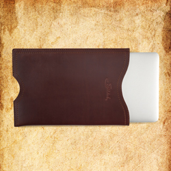 MacBook Air Sleeve - Extra Small, Chestnut<br> (25% Discount)