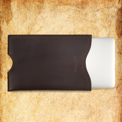 MacBook Air Sleeve - Extra Small, Coffee Brown<br> (25% Discount)