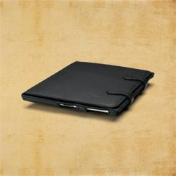 iPad Case (iPad 2 - iPad 3) - Carbon Black<br> (25% Discount)