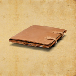 iPad Case (iPad 4, 3 and 2) - Tobacco<br> (25% Discount)