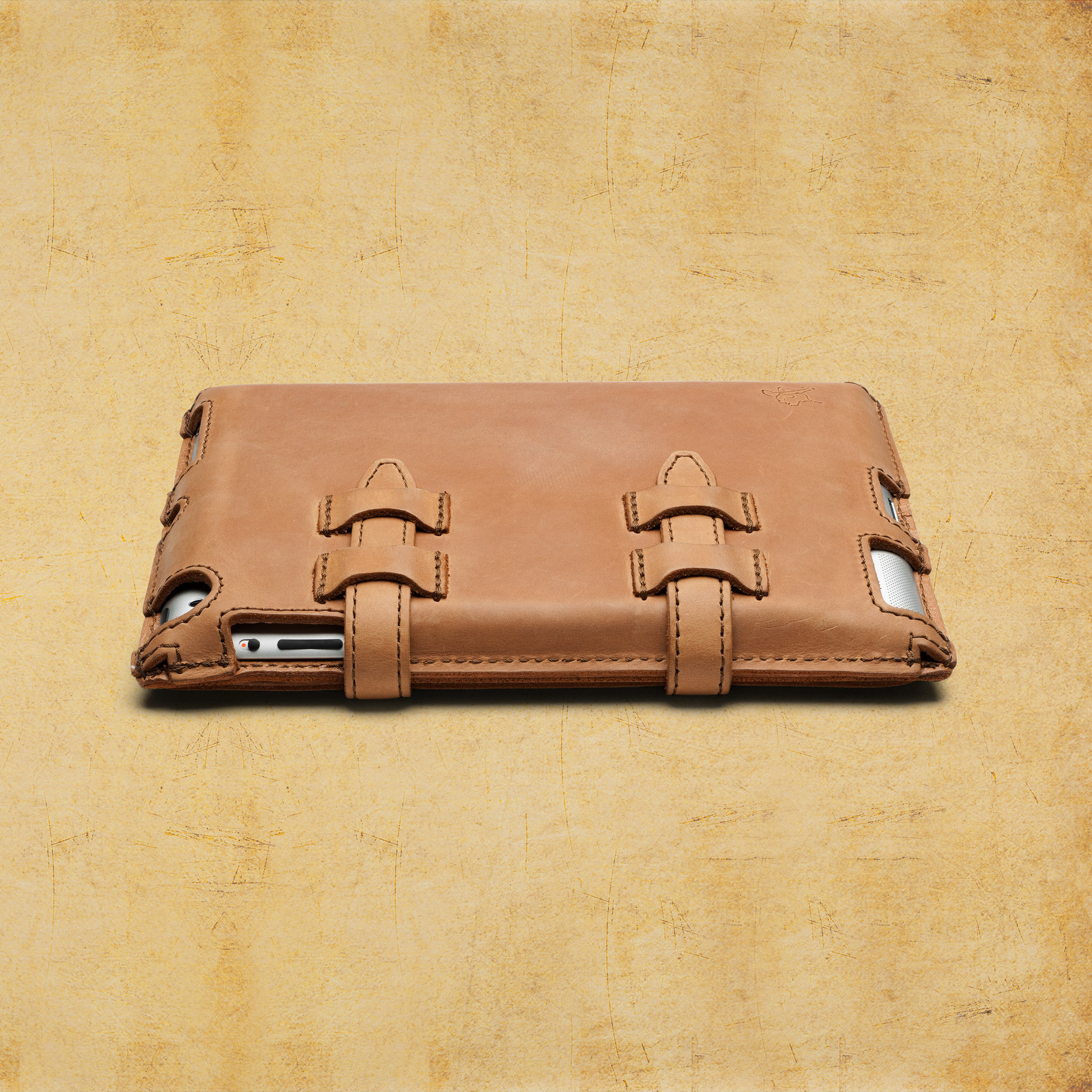 leather ipad cover, saddleback leather, saddleback leather ipad, tobacco brown