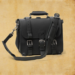 Briefcase - Medium, Carbon Black(10% Discount)