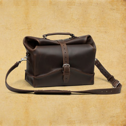Dry Bag - Large, Dark Coffee Brown<br> (10% Discount)