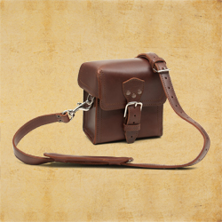 Gadget Bag - Small, Chestnut<br>(10% Discount)