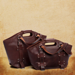 Leather Tote Bag Shell