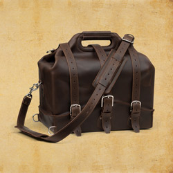 Waterbag - Small, Dark Coffee Brown<br>(15% Discount)