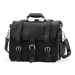 Classic Briefcase - Large, Black (25% Discount)
