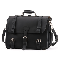 Classic Briefcase - X-Large, Black (25% Discount)