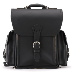 Squared Backpack - Black (25% Discount)