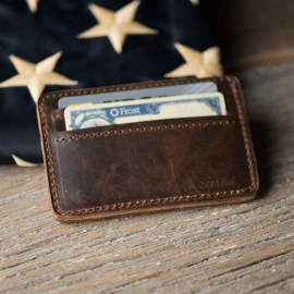 USA Front Pocket ID Wallet
