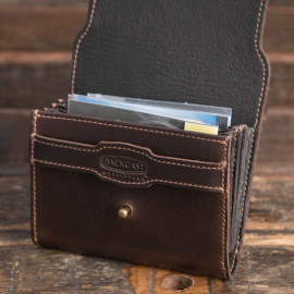 5 Pocket Leader Wallet