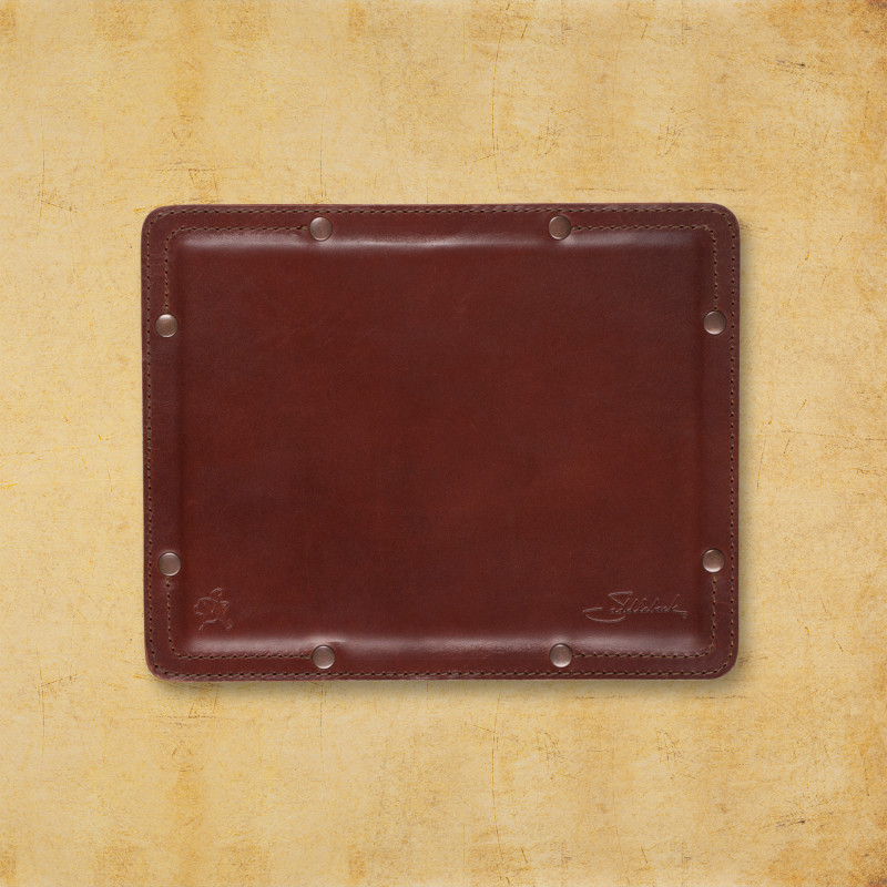 Leather Pad