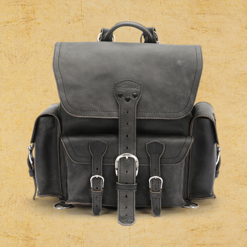 Saddleback Leather Company Front Pocket Backpack