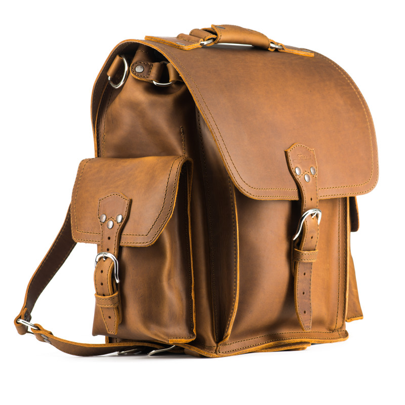 rugged leather backpack | Roselawnlutheran